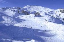 ski gebiet fieberbrunn